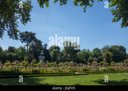 Parc de Bagatelle, Paris, France - Stock Photo