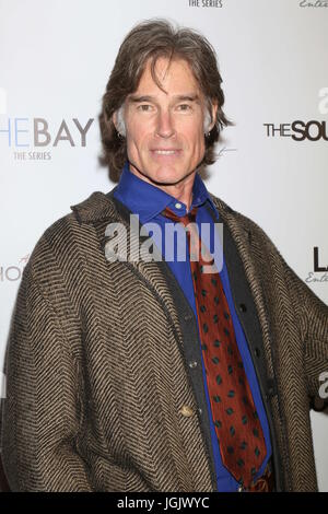 Los Angeles, CA, USA. 10th Mar, 2016. LOS ANGELES - MAR 10: Ronn Moss at the 5th Annual LANY Entertainment Mixer - Stock Photo