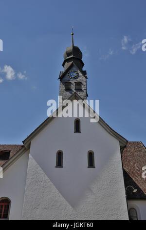 Tänikon monastery Switzerland - Stock Photo