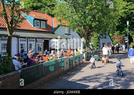 Europe, the Federal Republic of Germany, Lower Saxony, East Friesland, East Frisian, island, islands, Spiekeroog, - Stock Photo