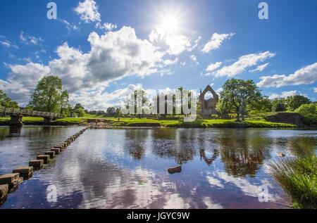 Bolton Abbey - Stock Photo
