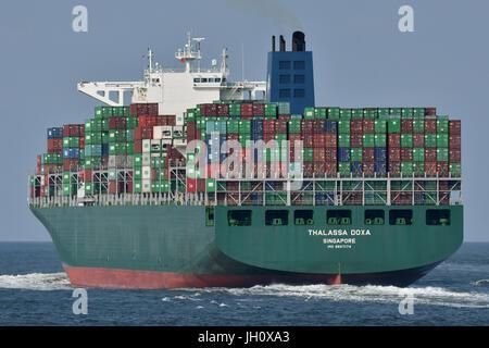 Thalassa Doxa - Stock Photo