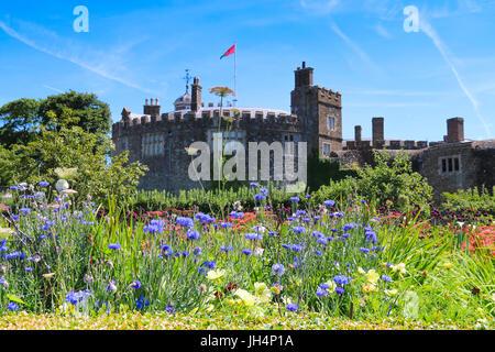 Walmer Castle Gardens July 2017