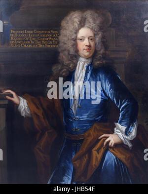 Francis North, 2nd Baron Guildford (1673-1729), circle of Thomas Murray (1663-1734) - Stock Photo