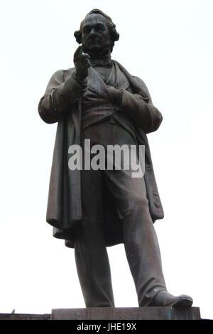 Richard Cobden Statue - St. Ann's Square Manchester