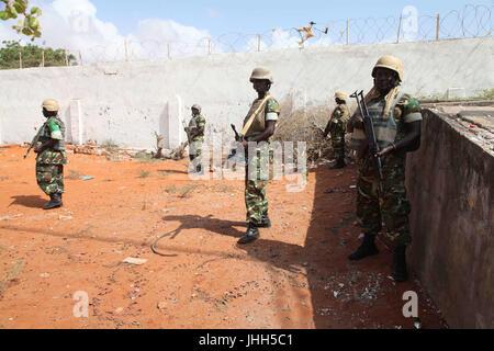 2016 01 14 NCF Kismayo-4 (24294009881) - Stock Photo