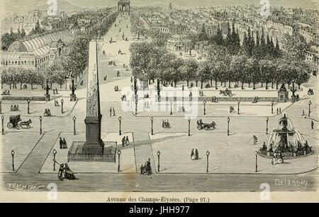 Les merveilles du nouveau Paris- (1867) (14576976760) Stock Photo