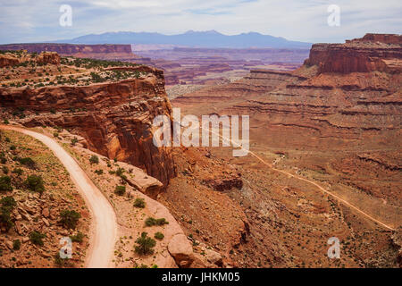 Grand Canyon National Park,USA - Stock Photo