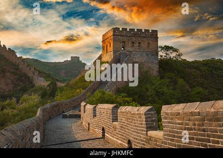 Jinshanling,Great Wall,Hebei,China