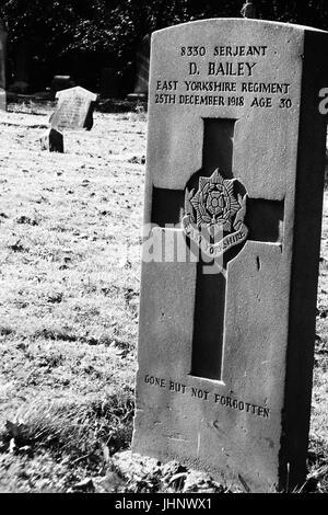 Manor Road Cemetery, Scarborough