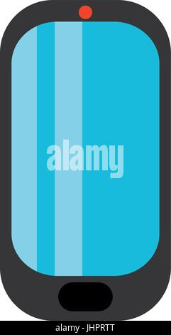 Smartphone mobile technology - Stock Photo