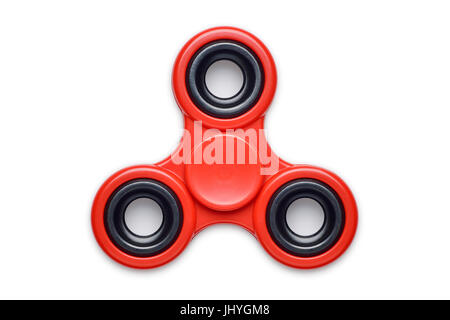 Fidget Spinner, Cut Out. - Stock Photo