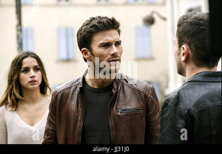 Overdrive is an upcoming French action thriller film directed by Antonio Negret and written by Michael Brandt and - Stock Photo