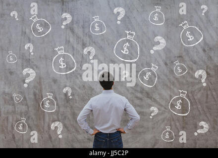 money for startup, business concept - Stock Photo