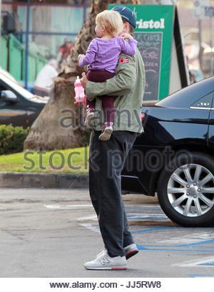 Michael Weatherly Baby Olivia