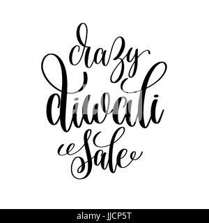 crazy diwali sale - Stock Photo