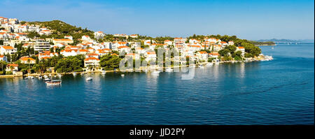 Dubrovnik harbor. Croatia. - Stock Photo