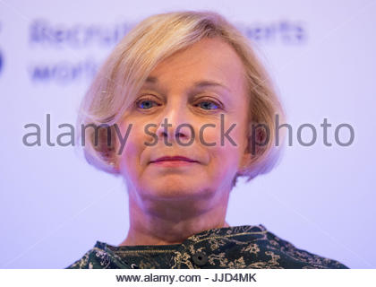 File photo dated 09/11/15 of Royal Mail Group Chief Executive Officer Moya Greene, who has been appointed to the - Stock Photo