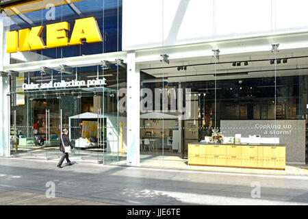Ikea store in westfield stratford east london uk stock for Ikea shops london