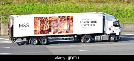 Gist Hgv Lorry Truck Supply Chain Logistics Providing Food