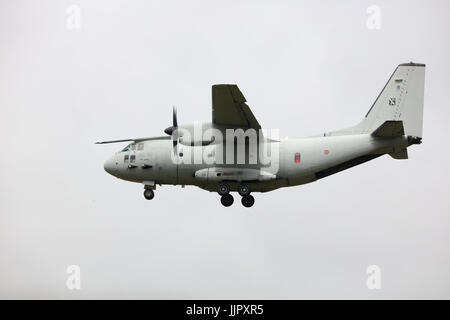 aeronautica militare italian air force alenia c-29j - Stock Photo
