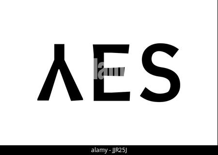 Yes sign in speech vector art black - Stock Photo