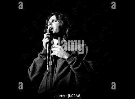 ... Jim Morrison of The Doors performing at the Boston Arena in Boston MA on April & The Doors performing at the Boston Arena in Boston MA on April 10 ... pezcame.com