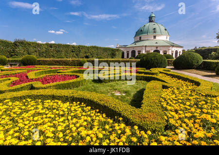 Kromeriz Gardens Czech Republic Stock Photo Royalty Free Image