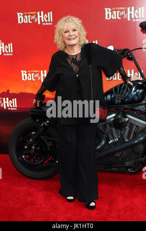 Bat Out of Hell - press night at the London Coliseum, St Martin's Lane, London  Featuring: Petula Clark Where: London, - Stock Photo