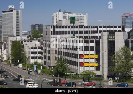 Germany, Nordrhein-Westfalen, Ruhr Basin, Dortmund, city centre, - Stock Photo