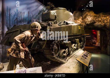 USA, Virginia, Triangle, National Museum of the Marine Corps, - Stock Photo
