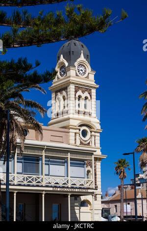 Australia, South Australia, Gelnelg, Glenelg Town Hall - Stock Photo