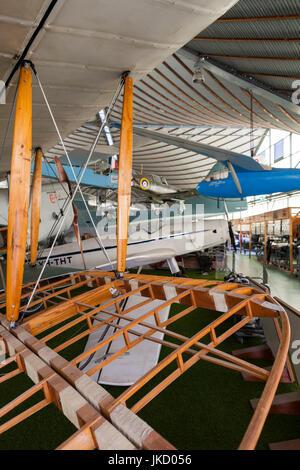 Australia, Western Australia, Bull Creek, RAAF Aviation Heritage Museum, interior - Stock Photo