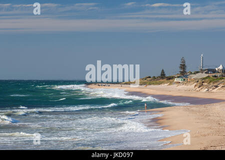 Australia, Western Australia, Bunbury, Back Beach - Stock Photo