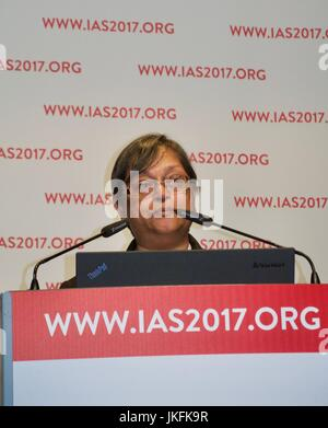 Paris, France, IAS, International AIDS Society Meeting, - Stock Photo