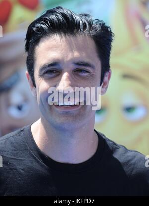 Gilles Marini at arrivals for THE EMOJI MOVIE Premiere, Regency Village Theatre, Los Angeles, CA July 23, 2017. - Stock Photo
