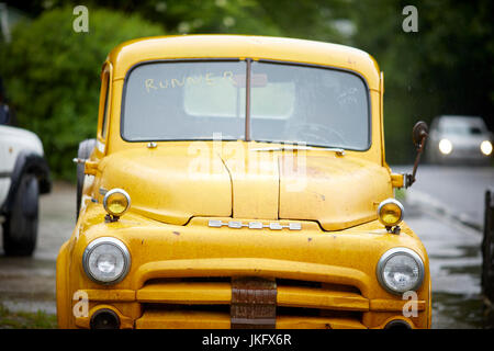 1952 dodge old pickup truck stock photo royalty free for American restoration cars for sale