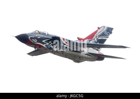 Italian Air Force Panavia Tornado IDS from 311 Squadron at RIAT 2017 - Stock Photo