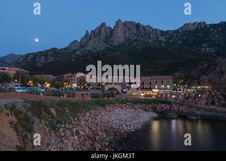 Porto, Ota, Corsica, France - Stock Photo
