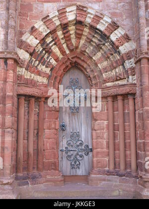 St Magnus Cathedral, Kirkwall, Orkney - Stock Photo