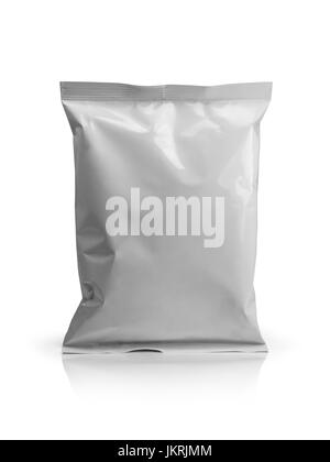 white package template - Stock Photo