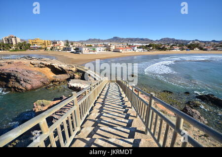 Costa de Mazarrón - Stock Photo