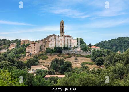 Soveria, Haute-Corse, Corsica, France