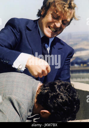 GET CARTER 1971 MGM film with Michael Caine - Stock Photo