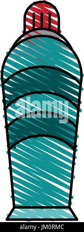 aerosol spray icon  - Stock Photo