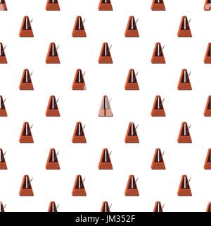 Classic metronome pattern - Stock Photo