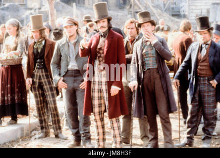 daniel day lewis, leonardo di caprio, gangs of new york, 2002 - Stock Photo
