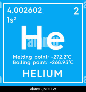 Helium he chemical element periodic table 3d render stock chemical element of mendeleevs periodic table helium in square cube urtaz Choice Image