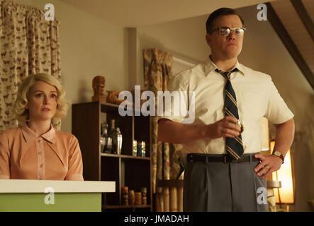 SUBURBICON 2017 Black Bear Pictures film with Matt Damon and Julianne Moore - Stock Photo