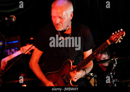 Musician Peter Frampton performs Mint September 28,2009 Los Angeles. - Stock Photo